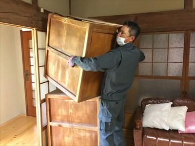 深谷市で不用品回収(家電など)を優良業者に依頼するなら丁寧な作業を心がけている【便利屋ぐっち】